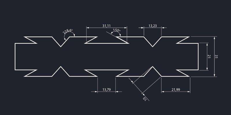 Razor wire concertina blade mesh dimensions