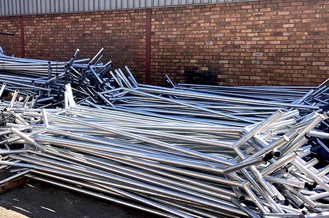 Posts for razor wire mesh