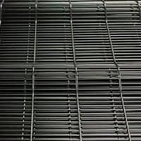 358 high-density galvanized fence