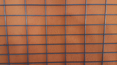358 clear view mesh security fencing aperture size 100mm x 50mm