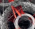 Electrified concertina razor wire